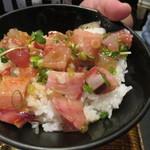 カサブランカ - ご飯に乗せれば。。。海鮮丼