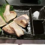カサブランカ - 肉厚椎茸焼き