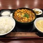 32873000 - マーボー豆腐定食