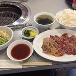 やきにく牛ちゃん - 焼肉ランチ(980円)
