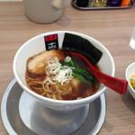 燕食堂 - 燕中華そば醤油¥650