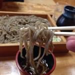 寿屋 - 新そば!!緑!!