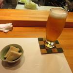 ちゃこ - 初めての方の無料熟選生ビールと高野豆腐