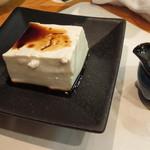 ちゃこ - 自家製ピーナッツ豆腐