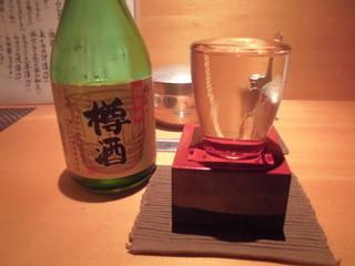 けいすい - 樽酒750円