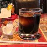 カフェレストランねぎぼうず - セットのコーヒー(斜めだよ)