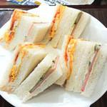 グレコ - サンドイッチ