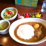 いほり - チキンカレー