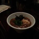 おさかなキッチン11月24日 - 〆めし(鯛カレー)の図
