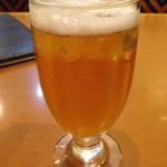 バスモティ - ぬるいビール(¯―¯٥)