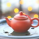 海悦楼茶坊 - 料理写真:凍頂烏龍茶(ひとパック) 500元 +お茶代一人100元