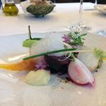 ヴィラ・アイーダ - ミスティカンツァ~ほの温かい野菜のサラダ~