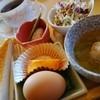 矢道茶房 - 料理写真:ドリンク付きモーニング 全部で400円