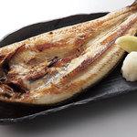 居心伝 - 料理写真:定番超人気!北海道産 真ほっけ