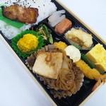 ほっともっと - 料理写真:特選幕の内弁当・790円