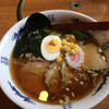 八島 - 料理写真:チャーシューめん