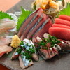 海地 - 料理写真:三陸の地魚にこだわった『刺身盛り合わせ』