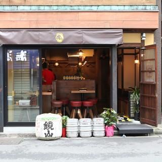 """渋谷桜ヶ丘にある""""隠れ家""""馬刺しのお店です!!"""