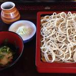 32892130 - おろし蕎麦  辛味大根  980円
