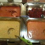 ポレポレ - カレー 2 カレーは驚異の7種類。