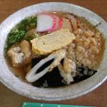 さぬき - かやくうどん(600円)