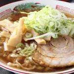 417 - 料理写真:これぞ、醤油らーめん!もちろん青竹手打ち麺です。