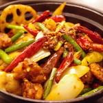 麻辣王豆腐 - 麻辣香锅