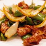 麻辣王豆腐 - 回锅肉