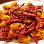 麻辣王豆腐 - 辣子鸡