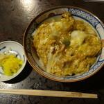 権兵衛 - 親子丼(1500円)