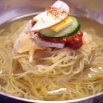 サンムーン - 冷麺