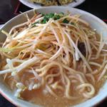 みそ伝 - 料理写真:ネギ味噌ラーメン