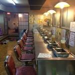 32898419 - 帰り際です。来た時は満席☆いつかここで食べたいです。