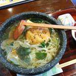 あ・ら・伊達なレストラン - 岩出山う米麺(¥750)