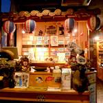 ちゅら海の台所 花花 - 内観写真: