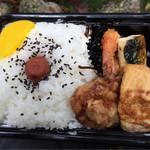 できたて屋2 - お弁当(朝・昼セットで1,000円) こちらは昼用?