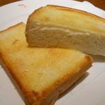Kissanegishi - トースト