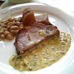 ブラッスリー ルヴェ ソン ヴェール 駒場 - メインディッシュの肉料理