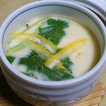 貴寿司 - 茶碗蒸し