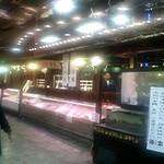 廻鮮にぎりや 海宝 - 冷凍マグロやカニも店内で販売