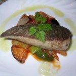 ベル・コルポ - コース内魚料理