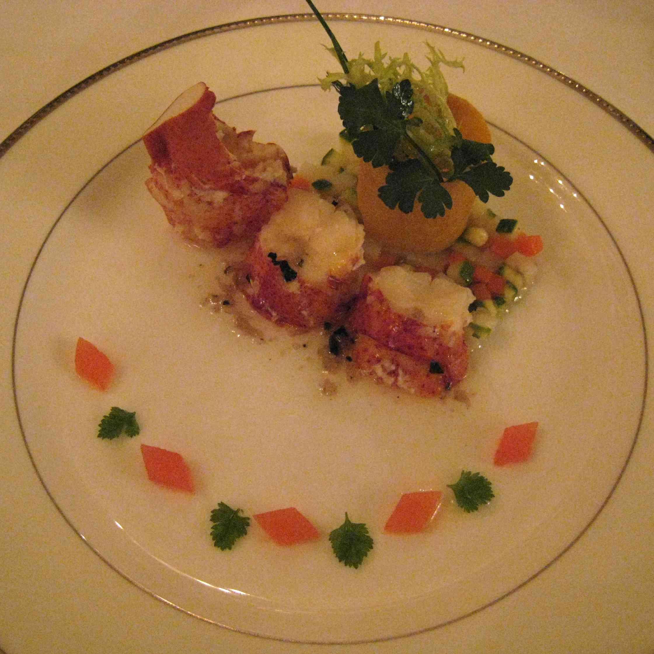 フランス料理 ル・トリアノン