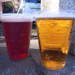 32900370 - ベルギーチェリービールと小江戸「伽羅」