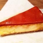 ローズベーカリー 伊勢丹新宿店 - バタースコッチチーズケーキ