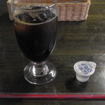 オリーブ - +180円ドリンク(アイスコーヒー)