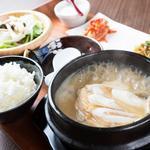 スンドゥブカフェダンロ - 体も心も温まる♪魚介・肉・野菜の選べるスンドゥブランチセットは1280円~ございます。