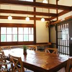てとて パン工房&カフェ - イートインカフェスペース