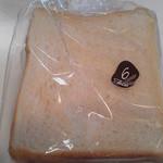 バッケンハイムボルガ - 料理写真:こだわりのストレート食パン6枚切り