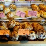 パンの店 ベルツ - 沢山あります♪