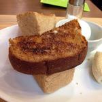 茶々 - モーニングのトースト